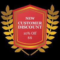New Customer Discount